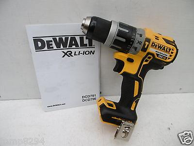 Dewalt Dcd796 18V Xr Brushless Combi Hammer Drill Bare Unit + Dt6952 Bit Set 2
