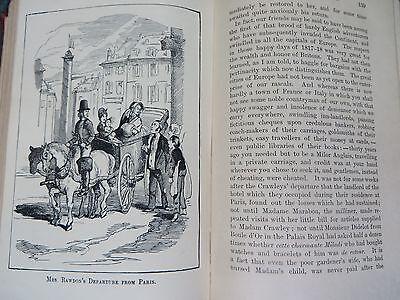 rarts RARE BOOK 1948 edi IMPERIAL WILLIAM MAKEPEACE THACKERAY VANITY FAIR 11