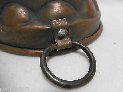 ++  alte  Kupfer Backform - Kupfermodel / Kuchenform Ø 15,5 cm ++ 2