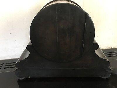 Drum Head Victorian Fuse Clock 10