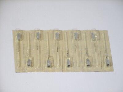 100 St. RECORD Injektionskanülen DDR Typ: 5 x 20 D / Nr. 20 25 G x 4/5'' 2