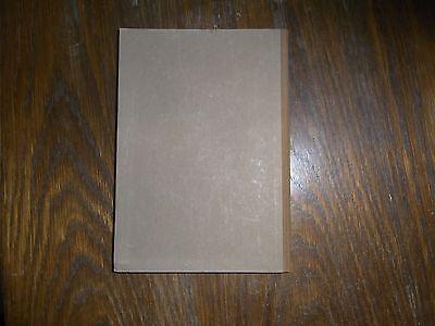 altes Buch gewerbekundliche Unterricht für Bäcker 1925 Joseph Kugl 23,5x16,5cm