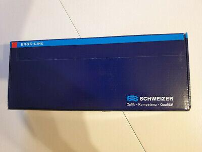 Schweizer ErgoLux MP mobil 24 Dpt Ø 55 mm LED 4500K Neutralweiß Lupe Lesehilfe