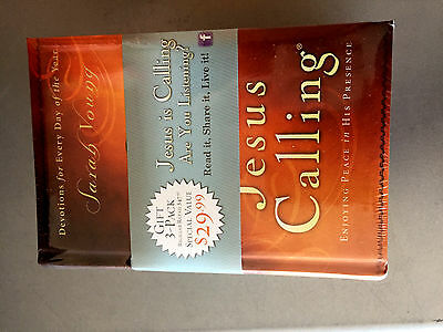 Jesus Calling - 3 Pack : Enjoying Peace in His Presence by Sarah Young Hardcover 4