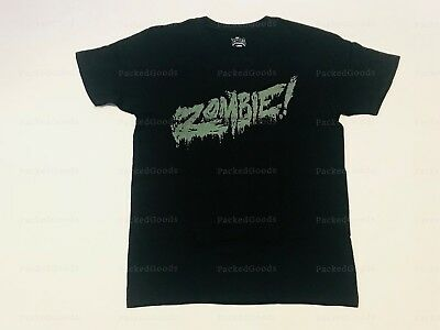 Authentic Official Flatbush Zombies Palm Tree Limited Tee Olive XL Large Chain