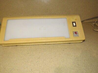 Ge Licht Box/Zuschauer/Beleuchter Zuschauer Licht Box 13 1/5.1cm X 12.7cm 2