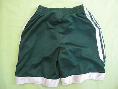 LOT 2 SHORT Adidas Vintage Ancien Vert style Basket Football