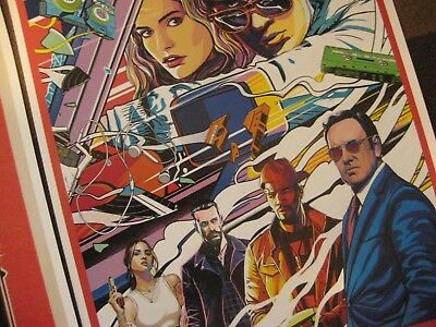 """Baby Driver  (11"""" x 17"""") Movie Collector's Poster Prints (Set of 3) 8"""