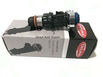 8Pcs New Fuel Injectors Delphi 25317628 Gm Chevy Gmc Truck 4.8L 5.3L 6.0L 99-07 4