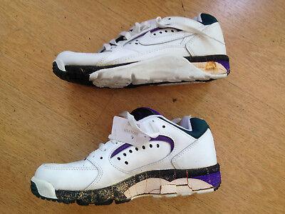 OG 1992 NIKE Air X Trainer Accel Low 14006 vintage shoes