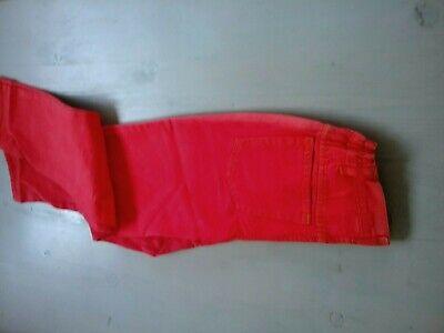 Rote Jeans, unisex, Größe 164, Basta, Vintage- Format, Maßangabe 6