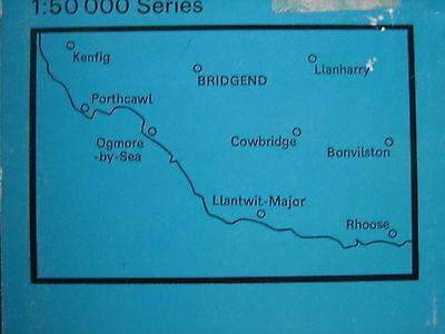 institute of geological sciences Bridgend sheet 261/262 drift edition [Map] [Jan 3