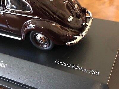 "Schuco 1:43 VW Kafer - Käfer Teilung Fenster "" Sommer 1951 "" #Shu00726 11"