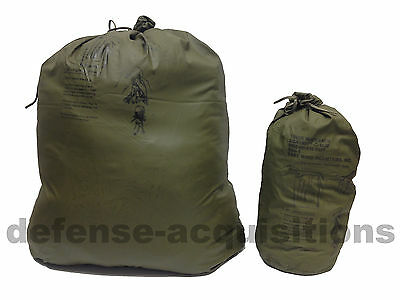 Military Large Dry Bag Alice Pack Duffle Clothing Rubberized Waterproof