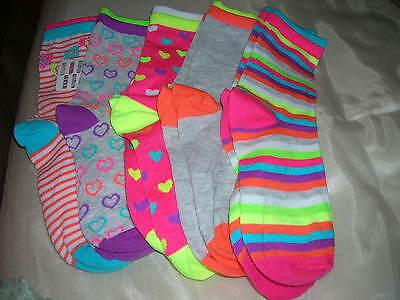 5 Pairs Socks for Girl EU 23/26 3