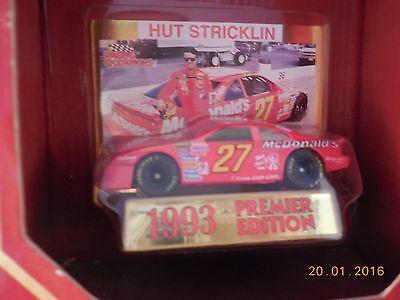Details about  /HUT STRICKLIN 1993 Rookie Year Racing Champions 1//64 DIE CAST CAR