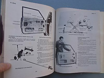 Toyota Corolla 1200 With 3K Engine Workshop Manual Late 1960'S Early 1970'S 10