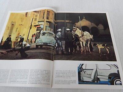 Karmann ditte Portrait prospetto Brochure catalogue di 9//1991