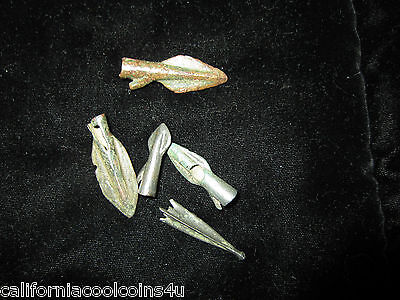 5-VIRTUS - Ancient Roman & Byzantine Arrowheads Beautiful Specimens 30 mm & less 2