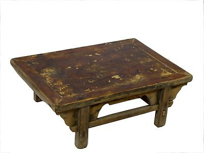 Reclaimed Wood Shandong Accent Table or Coffee Table 4 3