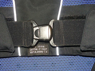 CHARLES OWEN Sicherheitsweste, Reitweste, Body Protector  ( Beta 3 ) Größe L