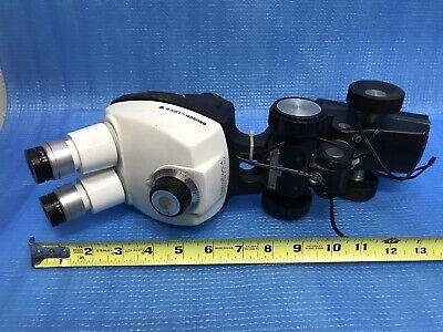 Bausch&Lomb Microscope W/ StereoZoom 4 Zoom 200M  0.7x - 3x ID-AWW-7-2-2-002 6