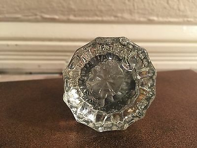 Antique Glass Door Knobs Art Deco Crystal 1930s- Hardware 10