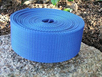 10 Meters 50mm Webbing Tape Standard or Herringbone Weave
