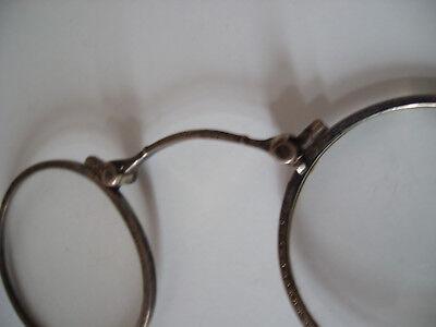 antikes Brillengestell, Binokel, Binocular, Lesehilfe 4