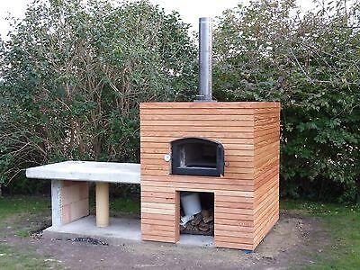Holzbackofen Bauanleitung holzbackofen pizzaofen grill steinofen bauanleitung mit plänen vom