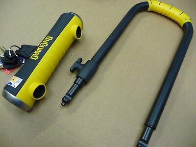 4.37 x 10.24-Inch OnGuard Brute LS U-Lock