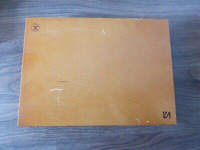 Precision Metric Gauge Block (112 pcs) Class 1 Top Grade ! Endmass Satz USSR! 6
