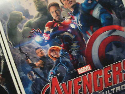 "Avengers -  (11"" x 17"") Movie Collector's Poster Prints (Set of 3) 6"