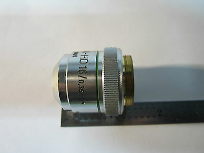 Optique Microscope Objective Zeiss Allemagne HD Epiplan 16x Optiques Bin # Axio 5