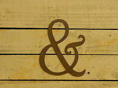 AMPERSAND SIGN-METAL AND Sign-& Sign-Wedding Decor-And Symbol-Fancy ...
