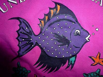 SHAMP Creative Fashion*104 *T-Shirt*PINK*Fisch Schildkröten Muscheln*SEE HOLIDAY 4
