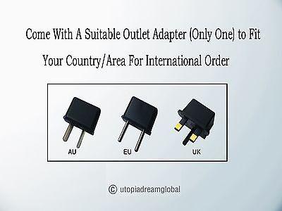 3-polig AC Adapter für CD Coming Daten Cp1220 Ming Netzteil Kabel Ladegerät 4