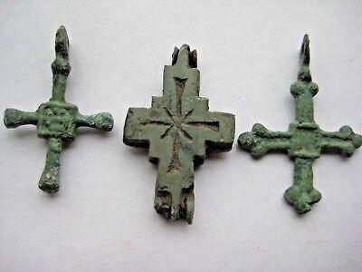 ANCIENT CROSS Viking Kievan Rus 10-12 century AD 5