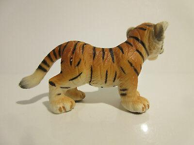 14187 Schleich Tiger: Tiger Cub, standing ref:1D1958 4