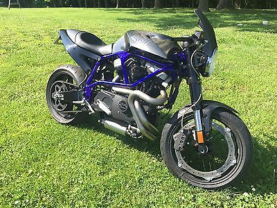 BUELL XB CONVERSION Steering Stem & Wheel Spacers X1 S1 M2 Lightning  Cyclone S1W