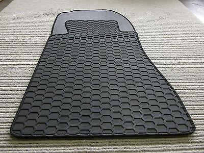 Gummimatten Gummi Fußmatten für Mercedes S-Klasse W222 ab 2013 Antirutschmatte