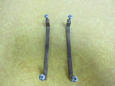 Brass Paul Mccobb Calvin Planner Group Dresser Hardware Handles Pulls Knobs D 5
