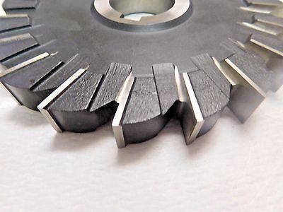 "Interstate HSS Straight Teeth Side Milling Cutter 6/"" x 1/"" x 1-1//4/"" 03016649"