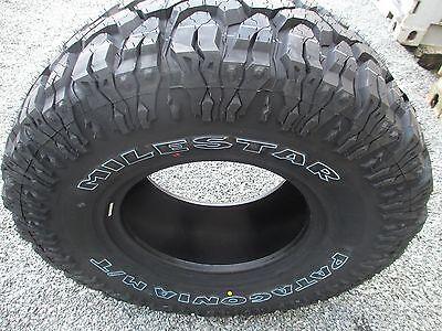 4 New 33x12 50r15 Milestar Mud Tires 33125015 33 12 50 15 M T Mt