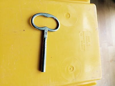 CLOCK WINDING KEY SIZE 2.25 No.0 FRENCH lots of Sizes in Stock in are Shop