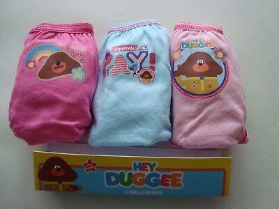 Children's Girls Briefs Underwear LOL Surprise,Paw Patrol,Hey Duggee,My Little P 3