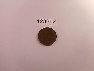 Very Nice Higher Grade 1918 Canada Large Cent - # 123262 3
