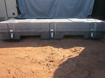 "Lifetime Expandable Storage Container 94""x27""x15"" 2"