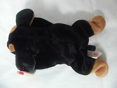 TY Beanie Babies Doberman ** DOBY **  5th Gen New w/ Tag