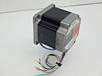 Vexta PK266M-02A Oriental Motors Stepping Stepper Motor 2-Phase 0.9 Deg/Step 8